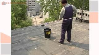 Гидроизол - ремонт кровли, гидроизоляция фундаментов, бетона и дерева(, 2015-02-09T12:35:13.000Z)