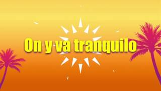 DJ Mam's - Tranquilo (feat. Houssdjo & Luis Guisao) - Video Lyrics