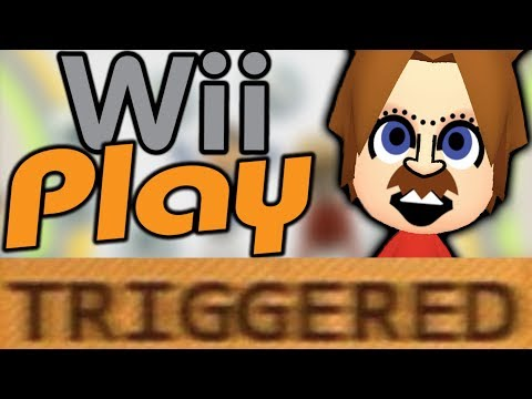How Wii Play TRIGGERS You!