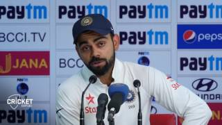 Watch Kohli's explosive press conference in full