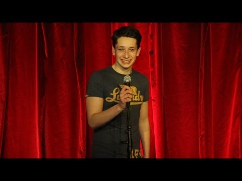 Comedy Lounge - Elliot Steel on BBC Radio 1 (Contains Strong Langauge)