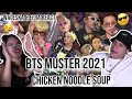 Prove RM is Latino...😂😎  Latinos react to BTS - Chicken Noodle Soup LIVE '2021 Muster   REACTION