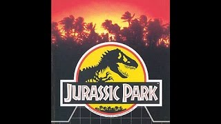 Jurassic Park Complete Walkthrough Sega Mega Drive (The High Boys Ltd)