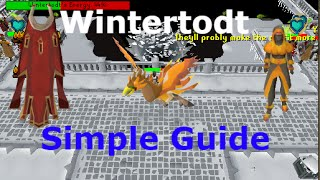 OSRS - New Minigame Wintertodt Guide - Runescape 2007