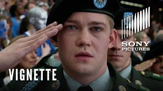BILLY LYNN'S LONG HALFTIME WALK Vignette - American Heroes