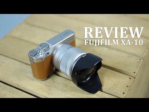 Review Fujifilm XA 10 Indonesia