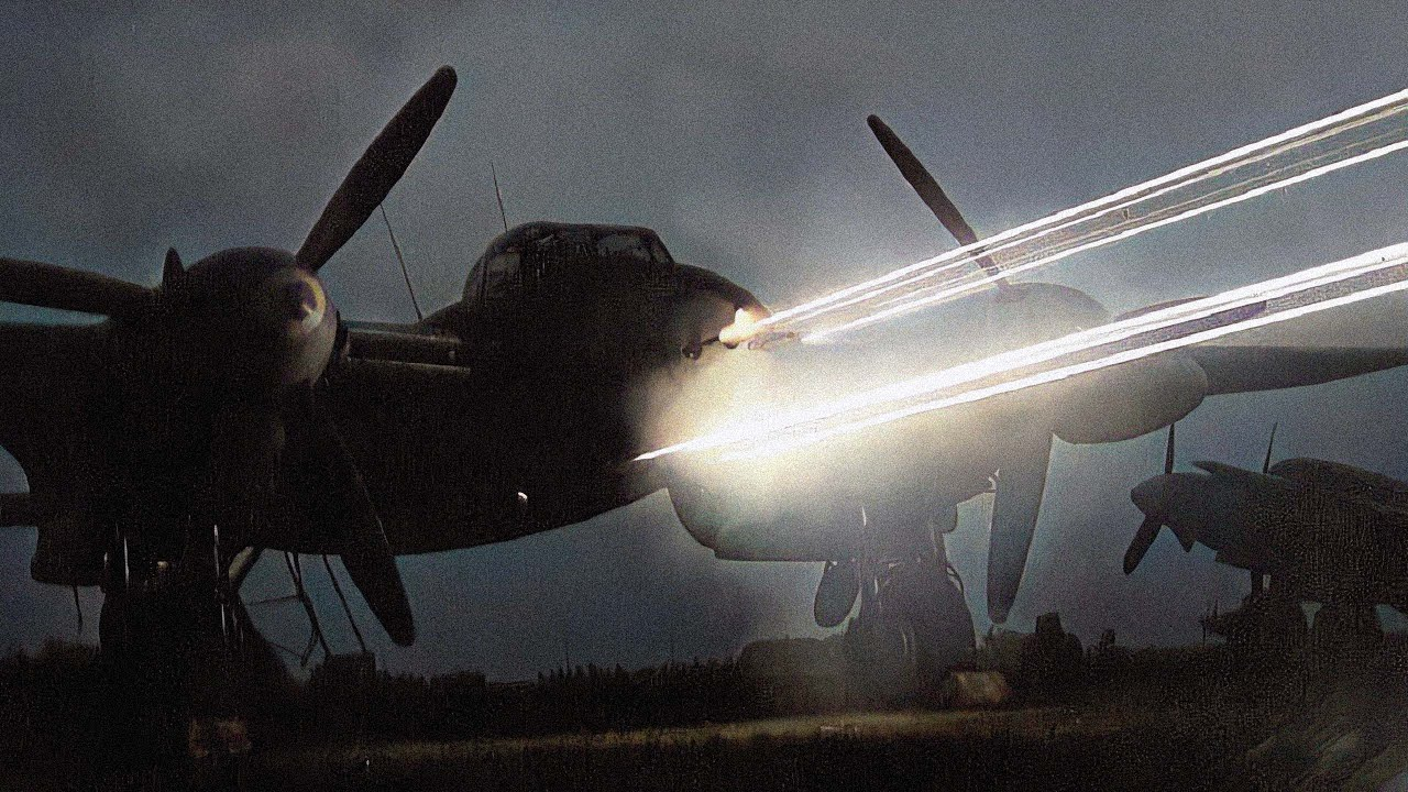Download The 8-Machine Gun Wooden Airplane that Terrified Germany - DH.98 Mosquito