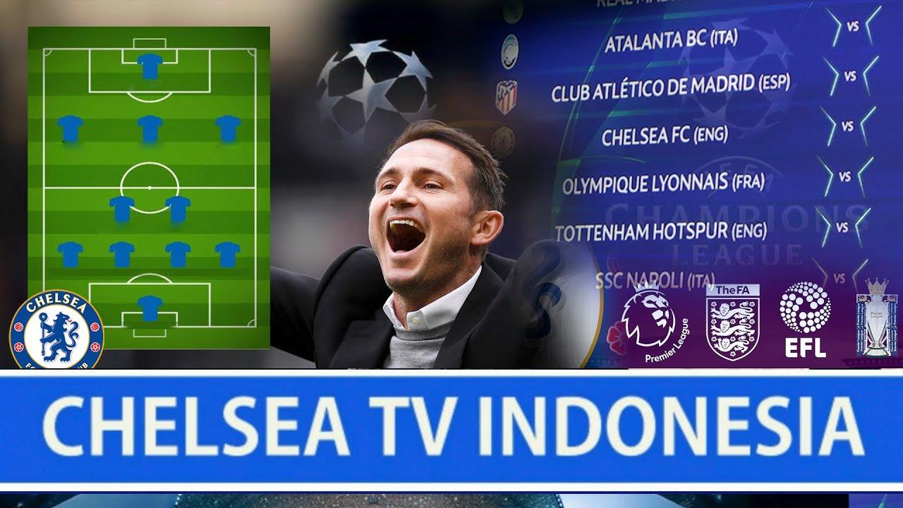 Prediksi Starting XI Chelsea Musim 2020/21  | Frank Lampard Bersiap Membuat keputusan Transfer Kepa