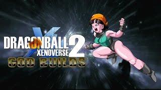 Dragonball Xenoverse 2 God Builds Astaroth (The Majin Female Ranged Destroyer)