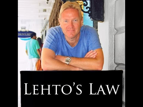 Don't Ever Do A Voluntary Repo! - Lehto's Law Ep. 47