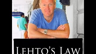 Don't Ever Do A Voluntary Repo! - Lehto's Law Ep. 47