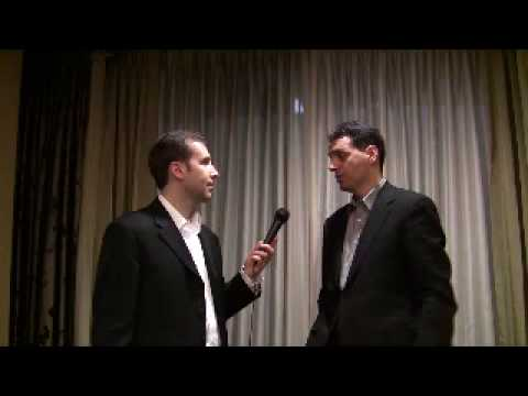 "Interview - Dan Pink - Author of ""Drive"""
