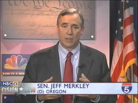 """Merkley: """"Call me a progressive"""""""