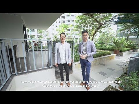Esparina Residences,1248qft, 3-Bedder, Singapore Condo Property on Sale with PropertyLimBrothers