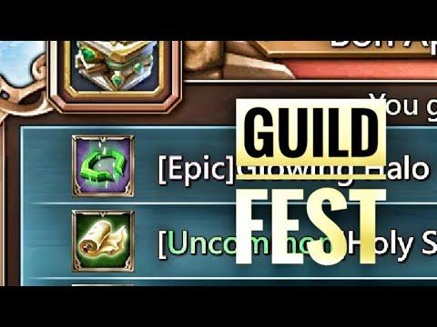 Lords Mobile - Epic Guild Fest Rewards