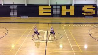 """Act 12:  Hope Ham and Kelly Fehr """"Feel This Moment"""""""