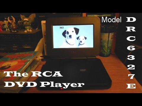 eskie 39 s vlog 030316 a rca dvd player model drc6327e youtube. Black Bedroom Furniture Sets. Home Design Ideas