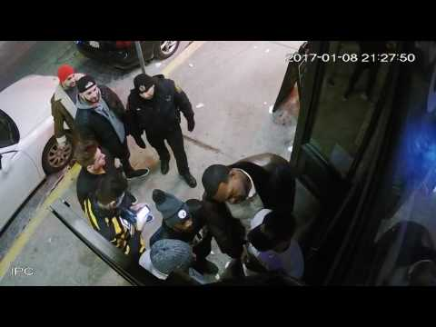 Police release video of incident that led to Joey Porter