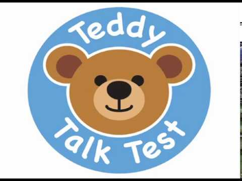 Teddy Talk Test: a speech & language assessment for children aged 18 months to 5 years