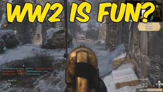 How Good is CoD:WWII?