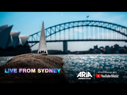 2020 ARIA Awards - Live From Sydney Australia #livestream