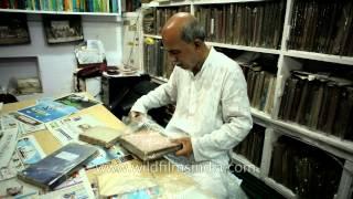 Hazrat Shah Waliullah Public Library at Chandni chowk