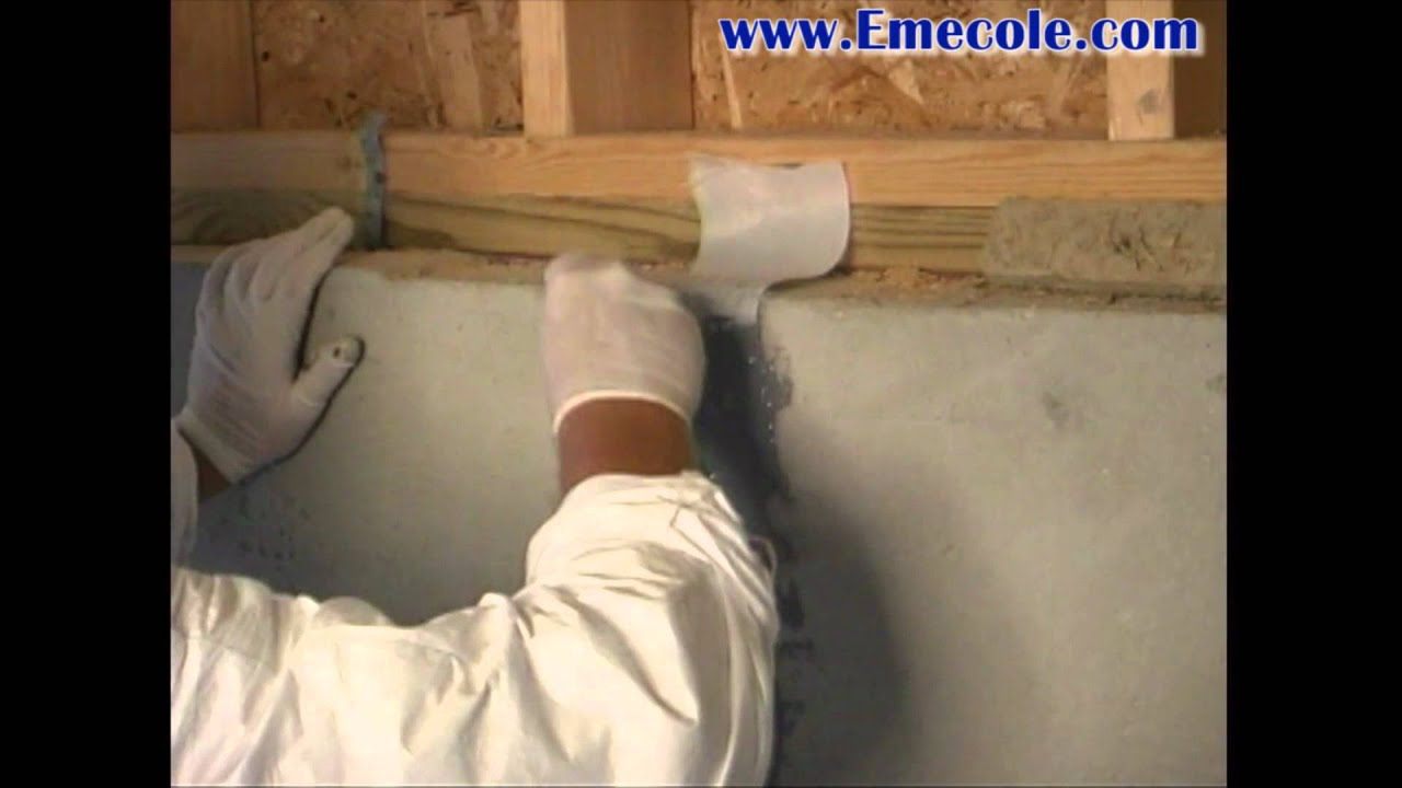Diy foundation crack repair with seal n peel by emecole youtube diy foundation crack repair with seal n peel by emecole solutioingenieria Image collections