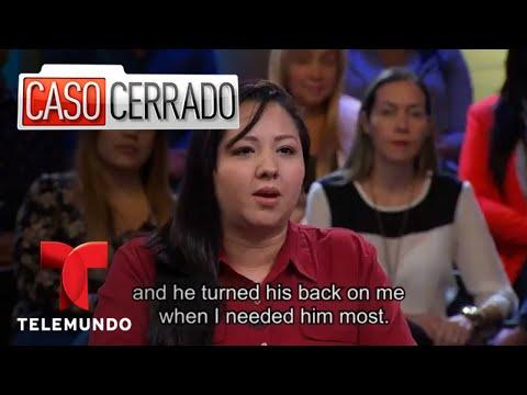 Caso Cerrado | Thugs Abducted Her Daughter 🏩🤰🏽🤛🏼😱 | Telemundo English