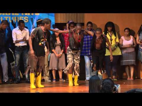 Botswana Culture Nite 2012(patisi dance) by Metro Grads