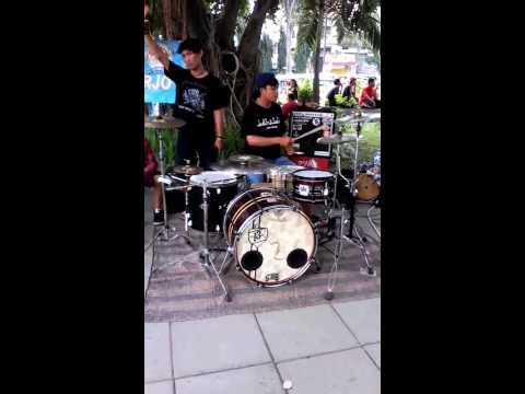 DAN'S SDS Drum Cove*Pacarku Siluman*