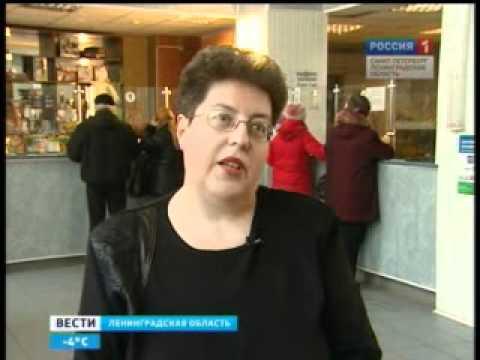 Почта в Приозерском районе - телеканал Россия-СПБ