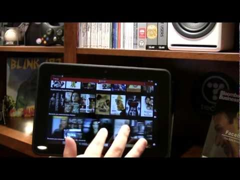 """Kindle Fire HD 8.9"""" Review"""