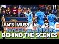 BEHIND THE SCENES | NYCFC vs. Philadelphia | 04.14.17