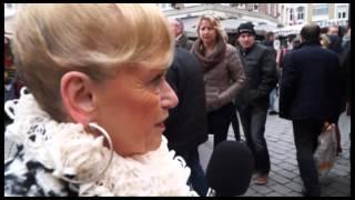 Bossche Markt met Conny 16 febuari 2016