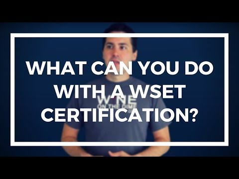Which Wine Industry Jobs Can You Get With A WSET Certification?
