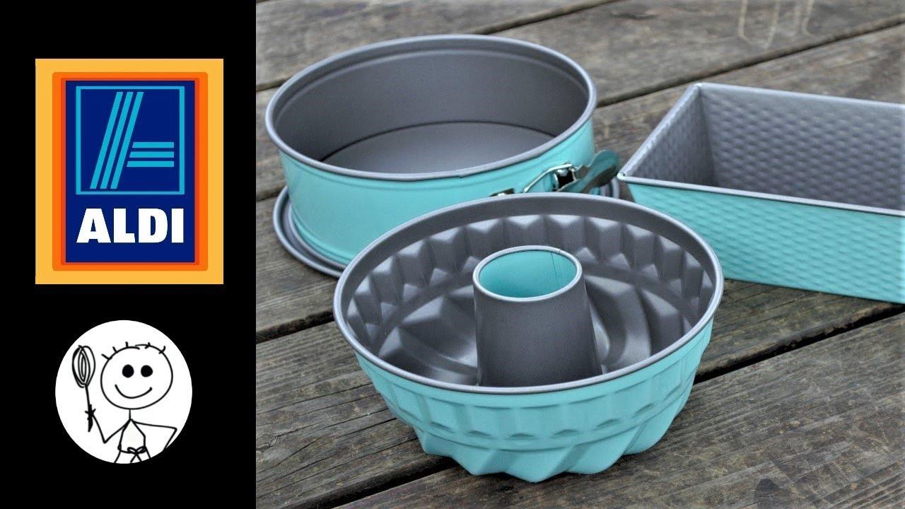 Crofton Small Baking Pans Aldi Youtube