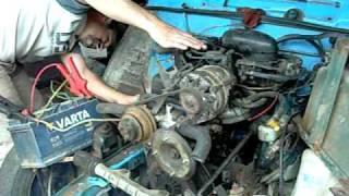 stock-car moteur r16 sur 4l