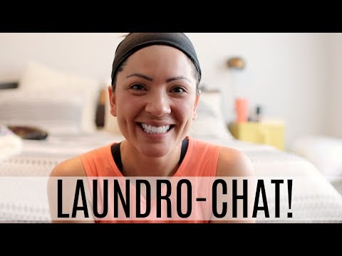 LAUNDRO-CHAT! TRAVEL PLANS, HOW I SCHEDULE, I NEED YOUR ADVICE!
