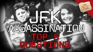 The JFK Assassination: Lingering Questions