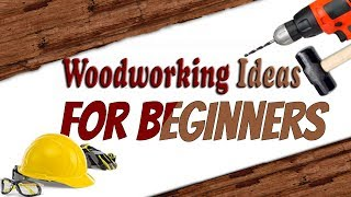 Woodworking Ideas for Beginners | Grab 5 Free Woodworking Ideas Now here http://b9d.ru/woodworking_ideas Subscribe to my