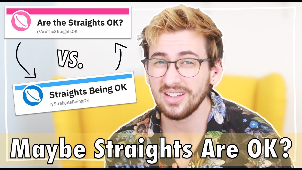 Download Maybe The Straights Are Okay...