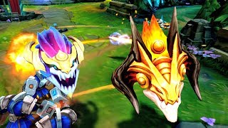 Something weird happened to Zoe & Aurelion Sol...