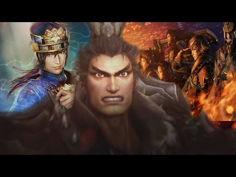 How Dynasty/ Samurai Warriors Empires Could Be Better