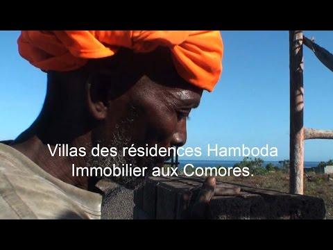 Villa aux Comores. Le chantier du futur paradis Comorien. Première livraison printemps 2015