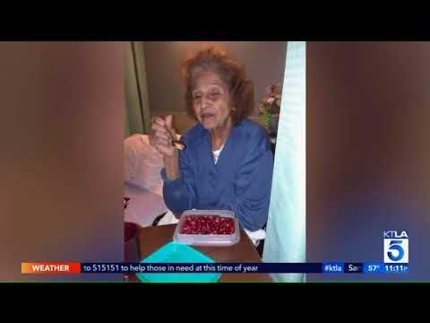 180125196 Grandmother Is Mistakenly Declared Dead