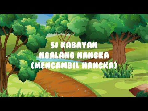 ANIMASI KABAYAN-Kabayan Ngalang Nangka (Kabayan Ngambil Nangka)