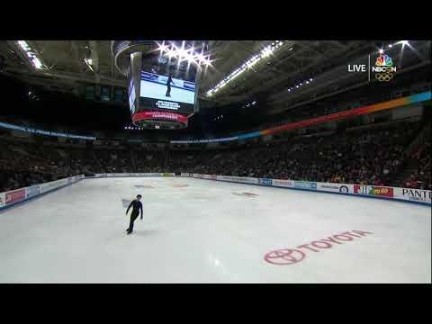 Nathan Chen - Long Program 2018 United States Figure Skating Championships
