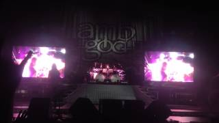Lamb Of God- Straight For The Sun/Desolation Live HD 10-26-13