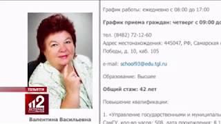 В Тольятти Ученики Засняли Учительницу как Она их Бьет на Уроках