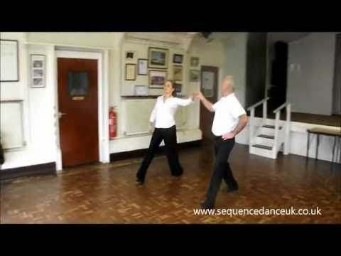 Mayfair Quickstep Sequence Dance to Music